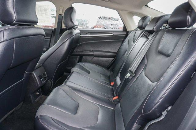 Used 2018 Ford Fusion Titanium AWD