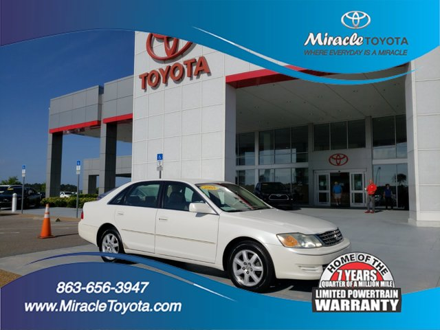 Used 2004 Toyota Avalon in Haines City, FL