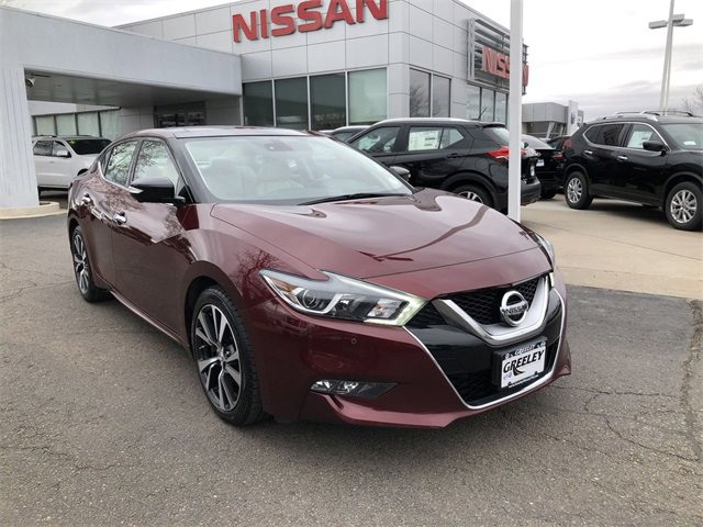 Used 2016 Nissan Maxima in Fort Collins, CO