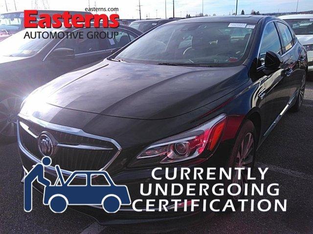 2017 Buick LaCrosse Premium 4dr Car