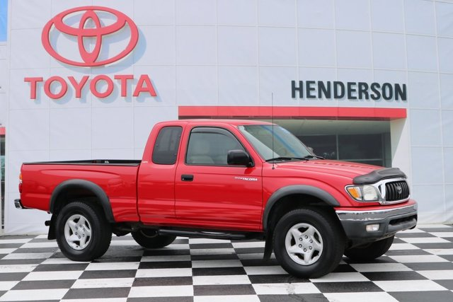 Used 2003 Toyota Tacoma in Henderson, NC