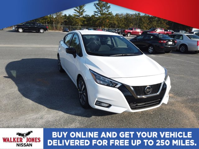 New 2020 Nissan Versa in Waycross, GA