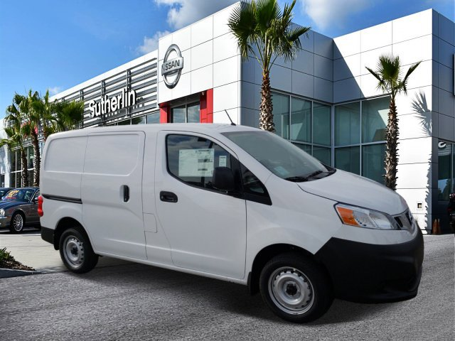 New 2019 Nissan NV200 Compact Cargo in Orlando, FL