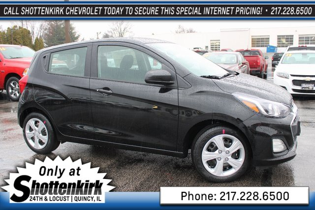 New 2020 Chevrolet Spark in Quincy, IL