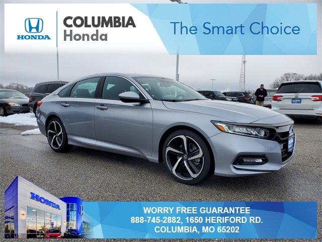 New 2020 Honda Accord Sedan in Columbia, MO