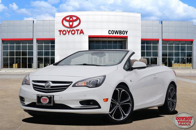 Used 2016 Buick Cascada in Dallas, TX