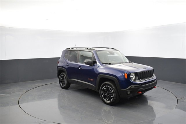 Used 2016 Jeep Renegade in Oklahoma City, OK