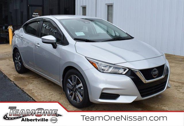 New 2020 Nissan Versa in Albertville, AL