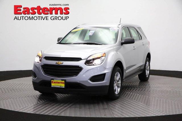 2017 Chevrolet Equinox LS Sport Utility