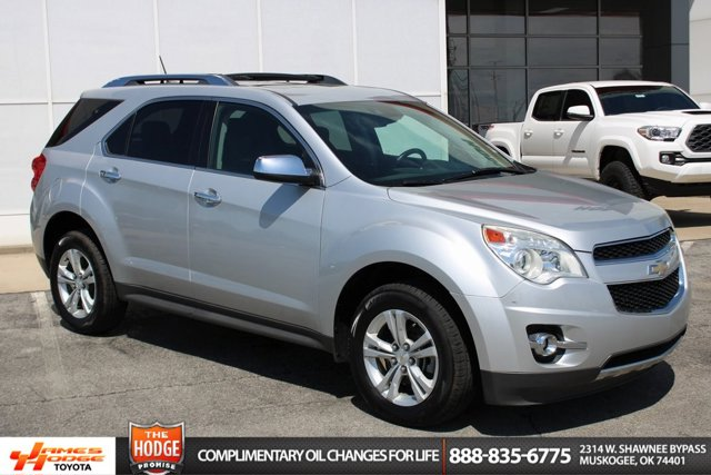 Used 2013 Chevrolet Equinox in Muskogee, OK
