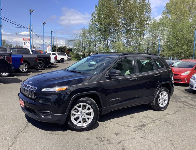 Used 2015 Jeep Cherokee FWD 4dr Sport