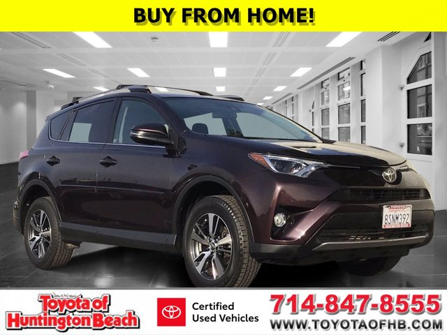 2018 Toyota RAV4 XLE XLE AWD Regular Unleaded I-4 2.5 L/152 [13]
