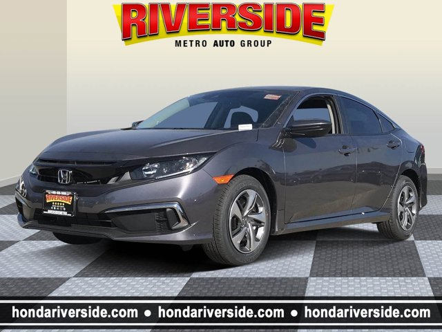 2020 Honda Civic Sedan LX LX CVT Regular Unleaded I-4 2.0 L/122 [2]