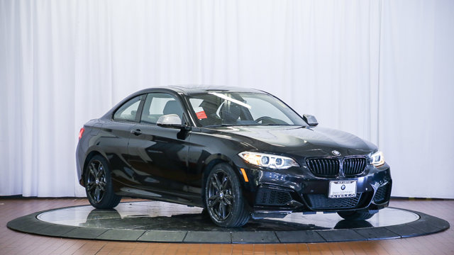 Used 2017 BMW 2 Series M240i Coupe
