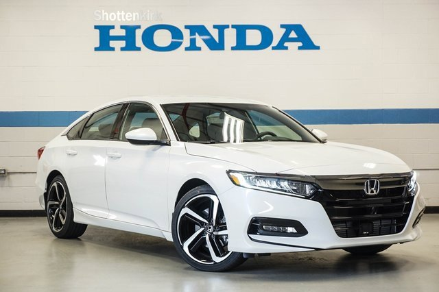 New 2020 Honda Accord Sedan in Cartersville, GA