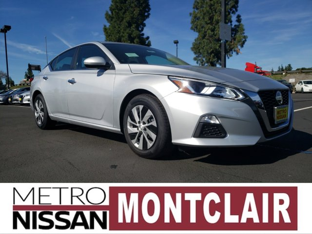 2020 Nissan Altima 2.5 S 2.5 S Sedan Regular Unleaded I-4 2.5 L/152 [5]