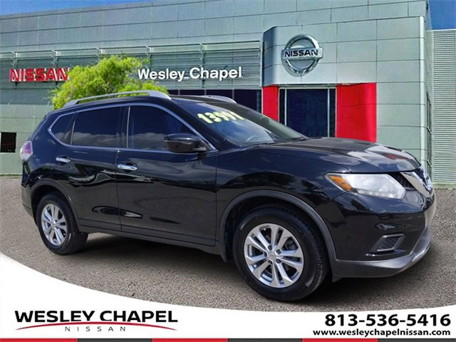 Used 2016 Nissan Rogue in Wesley Chapel, FL