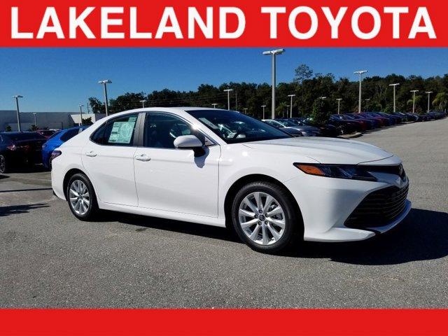 New 2019 Toyota Camry in Lakeland, FL