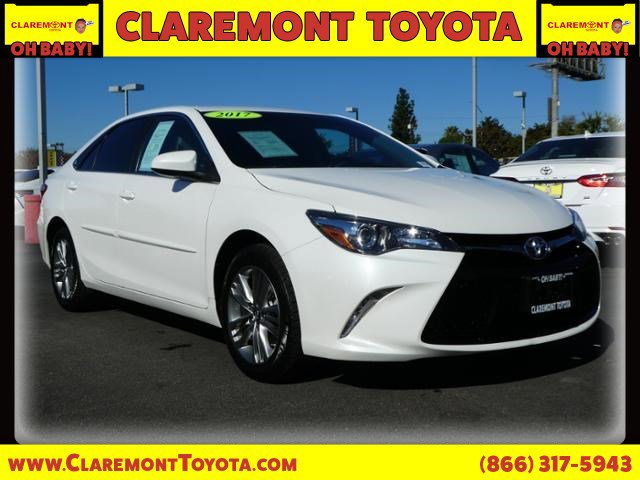 Used 2017 Toyota Camry in Claremont, CA