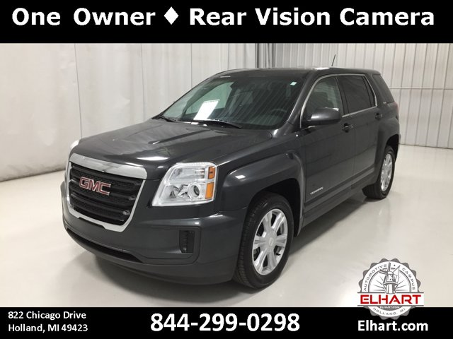 Used 2017 GMC Terrain in Holland, MI