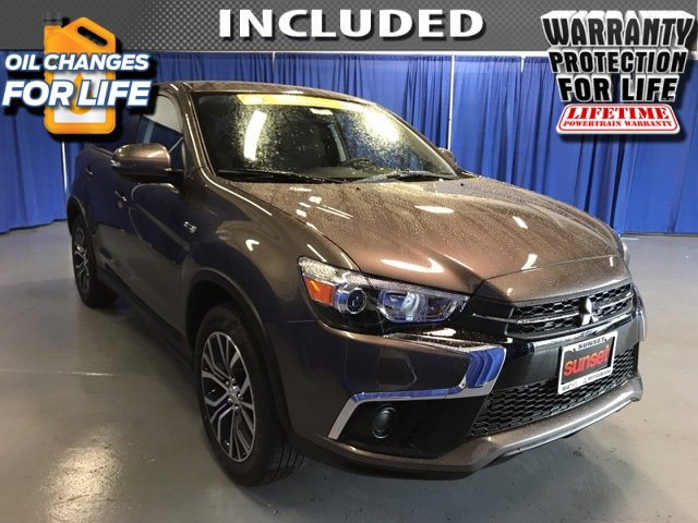 New 2018 Mitsubishi Outlander Sport in Sumner, WA