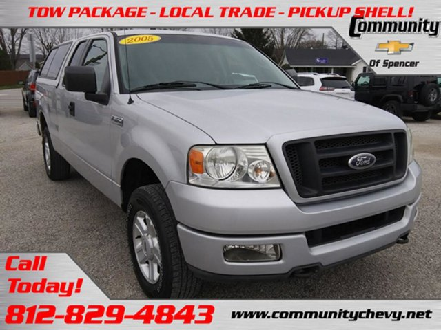 Used 2005 Ford F-150 in Bloomington, IN