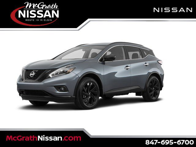 2018 Nissan Murano SL AWD SL Regular Unleaded V-6 3.5 L/213 [1]