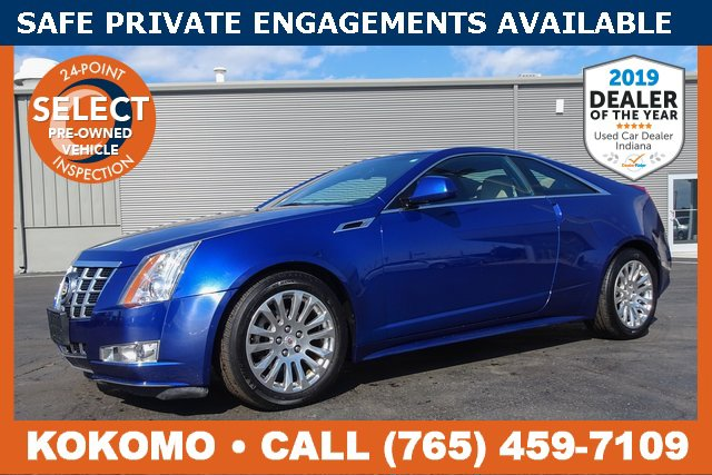 Used 2012 Cadillac CTS Coupe in Indianapolis, IN