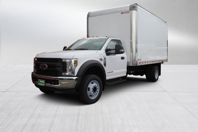 New 2019 Ford Super Duty F-550 DRW in Tacoma, WA