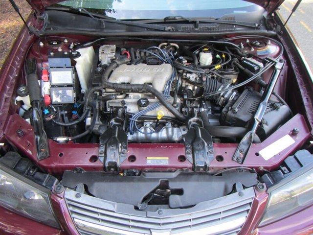 Used 2003 Chevrolet Impala 4dr Sdn