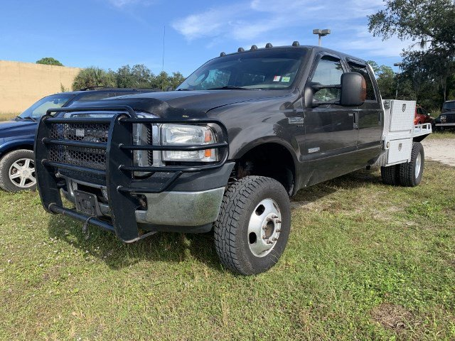 2005 Ford Super Duty F-350 DRW XLT