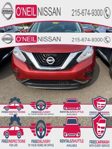 2017 Nissan Murano S 2017.5 AWD S Regular Unleaded V-6 3.5 L/213 [2]
