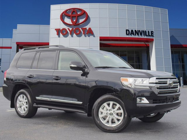 New 2019 Toyota Land Cruiser in Danville, VA