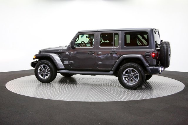 2019 Jeep Wrangler Unlimited for sale 123540 58