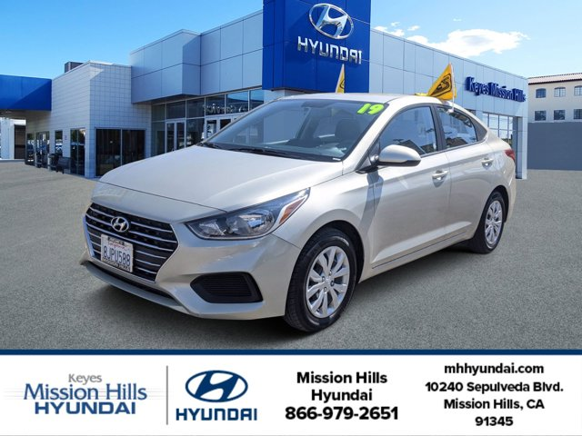 Used 2019 Hyundai Accent in , CA