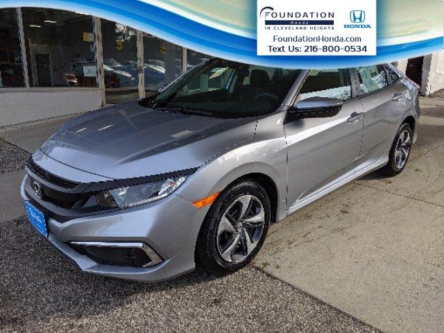 New 2020 Honda Civic Sedan in Cleveland Heights, OH