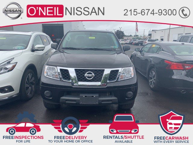 2019 Nissan Frontier SV  Regular Unleaded V-6 4.0 L/241 [0]