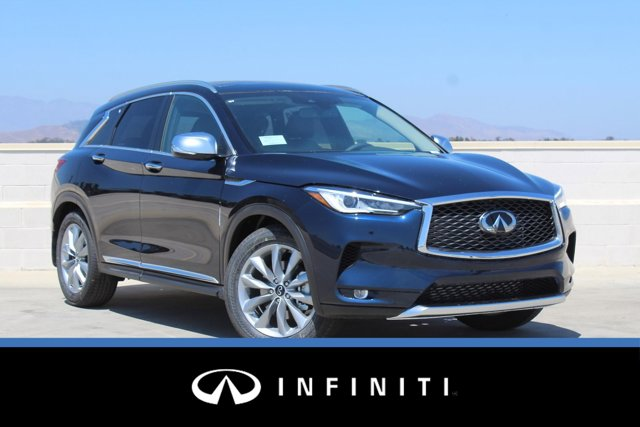 2020 INFINITI QX50 LUXE LUXE FWD Intercooled Turbo Premium Unleaded I-4 2.0 L/121 [15]