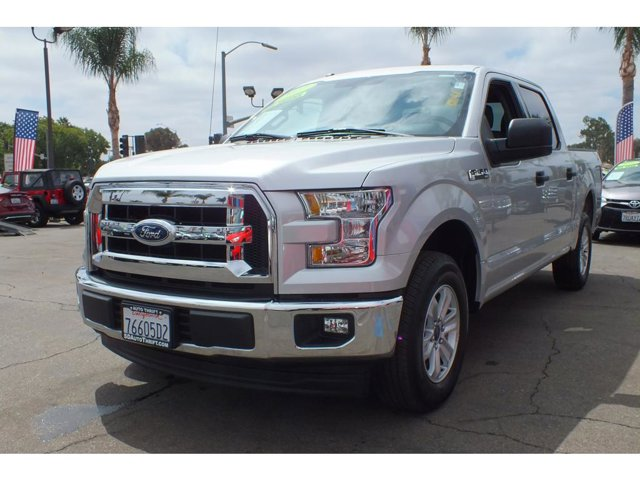 2017 Ford F-150 XLT 4DR 2WD