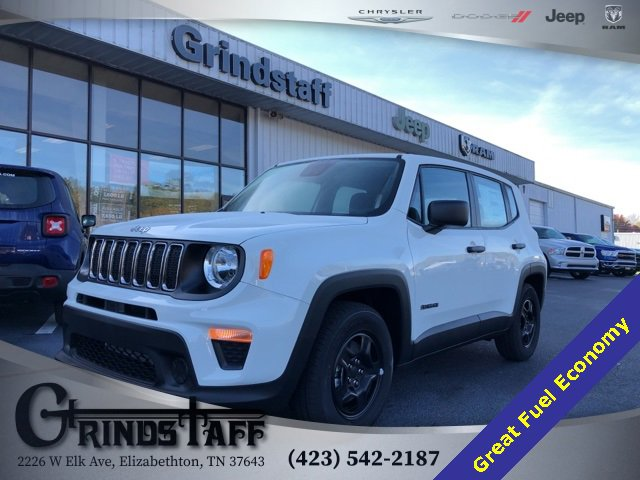 New 2020 Jeep Renegade in , TN