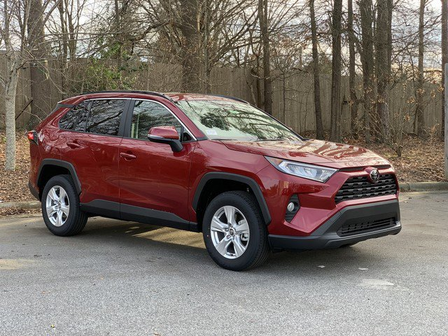 New 2020 Toyota RAV4 in High Point, NC