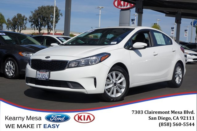 Used 2017 KIA Forte in San Diego, CA