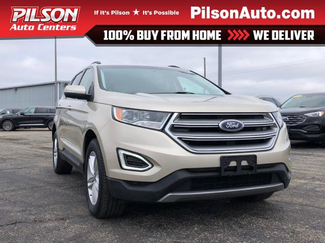 Used 2017 Ford Edge in Mattoon, IL