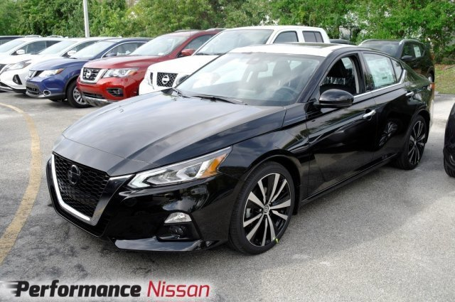 New 2019 Nissan Altima in Pompano Beach, FL