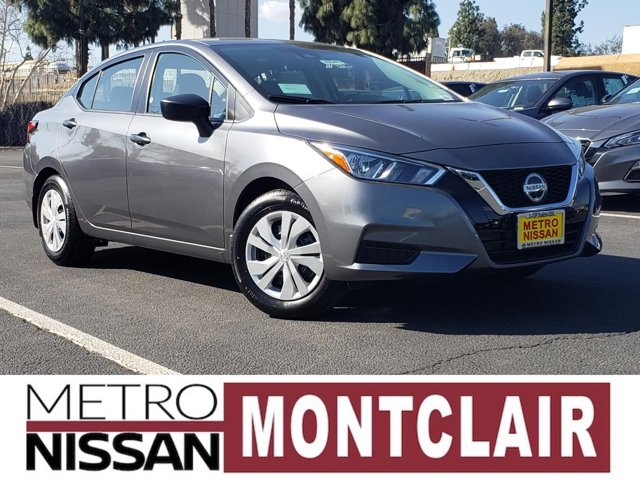2021 Nissan Versa S S CVT Regular Unleaded I-4 1.6 L/98 [12]