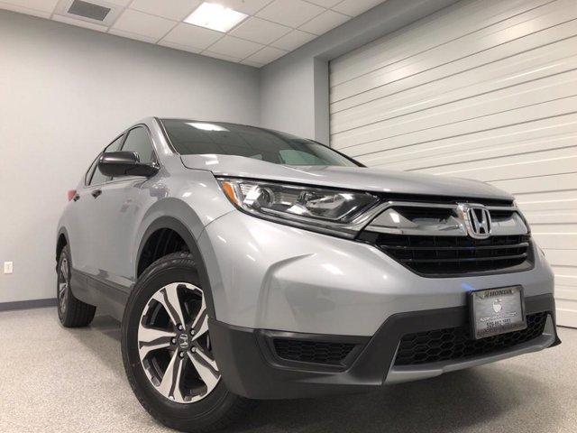 New 2019 Honda CR-V in East Wenatchee, WA