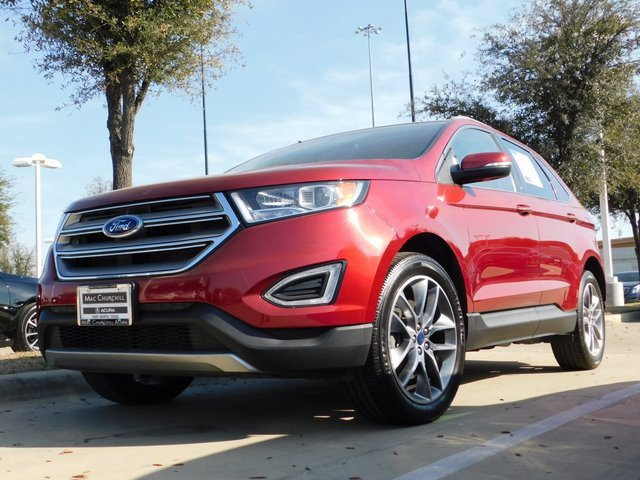 Used 2016 Ford Edge in , TX