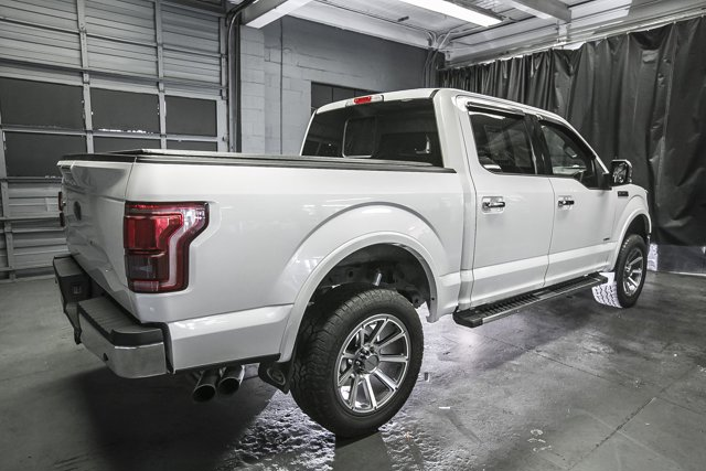 Used 2016 Ford F-150 4WD SuperCrew 145 Lariat