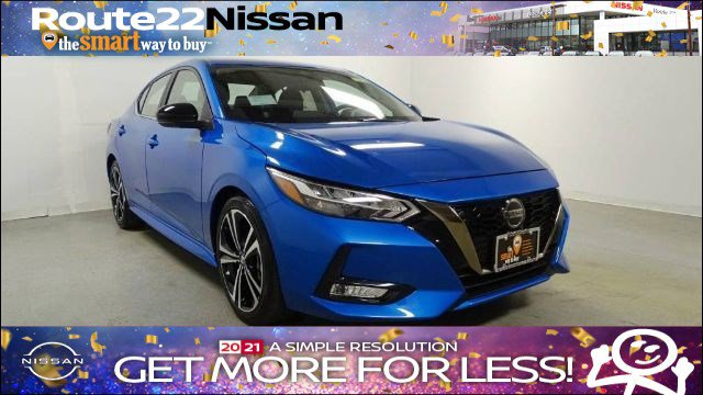2020 Nissan Sentra SR SR CVT Regular Unleaded I-4 2.0 L/122 [11]