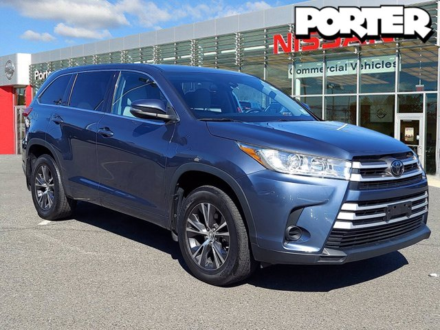 2018 Toyota Highlander LE LE V6 AWD Regular Unleaded V-6 3.5 L/211 [13]